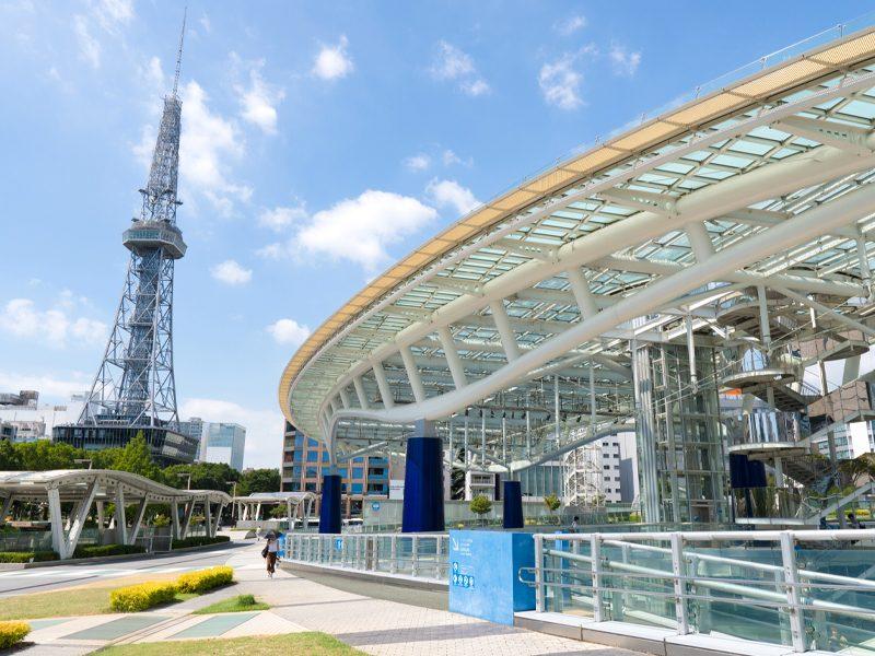 愛知県名古屋市 テレビ塔